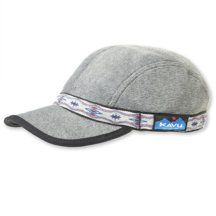 Kavu Fleece Strapcap - Charcoal Heather