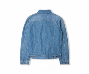 Edwin High Road Jacket - Kingston Blue Denim, Light Stone Wash