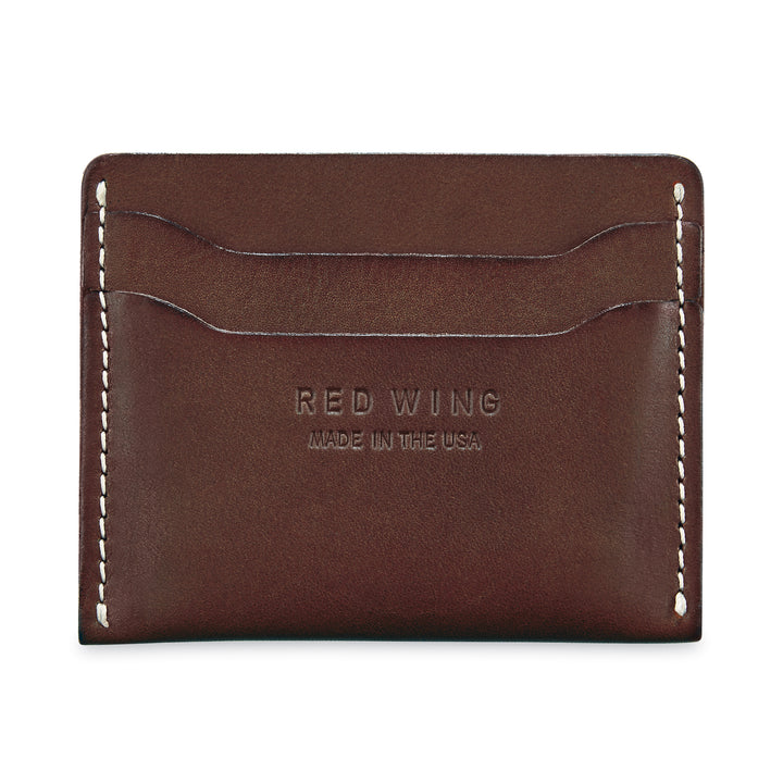 Red Wing Card Holder - Amber Frontier