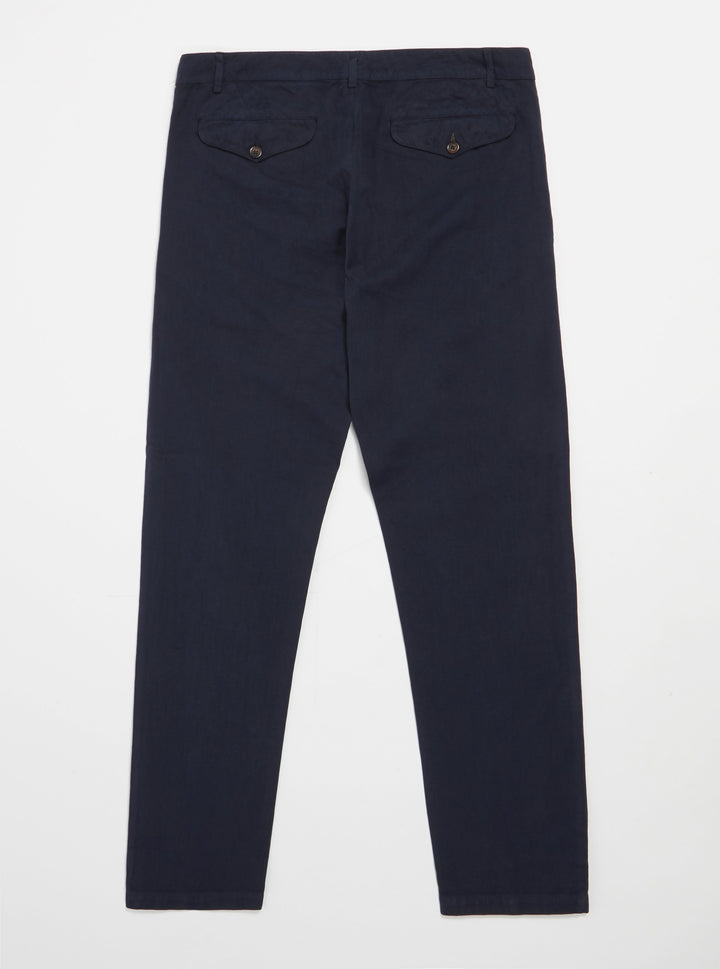 Universal Works Aston Pant - Navy