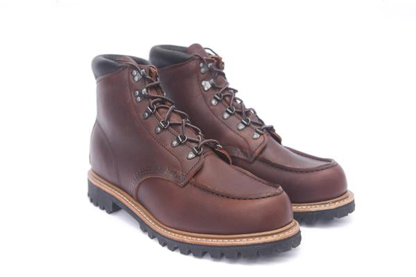 "Red Wing 6"" Sawmill Boot 02927D - Briar Oil Slick"