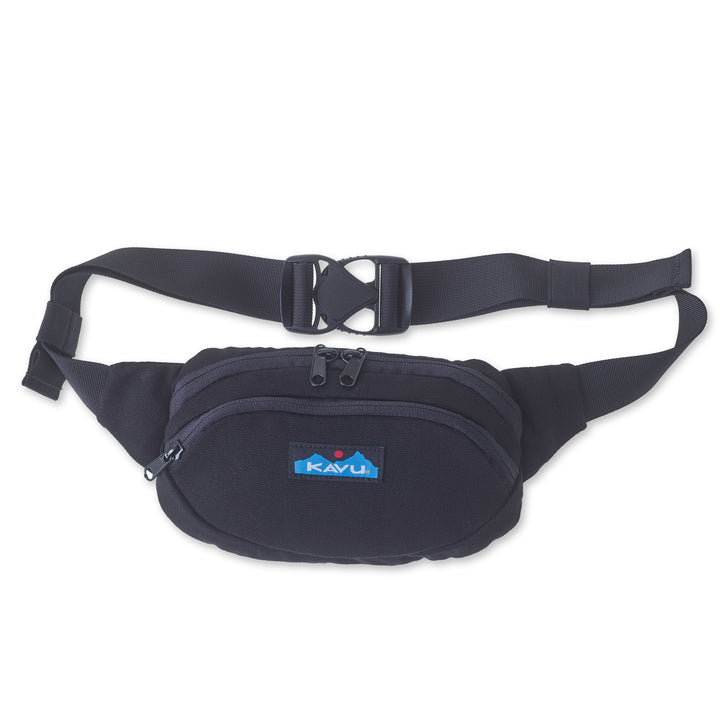 Kavu Canvas Spectator Bag - Black