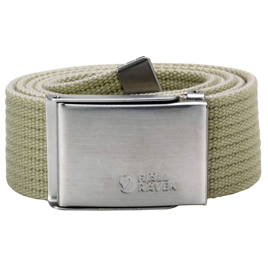 Fjallraven Canvas Belt - Light Khaki