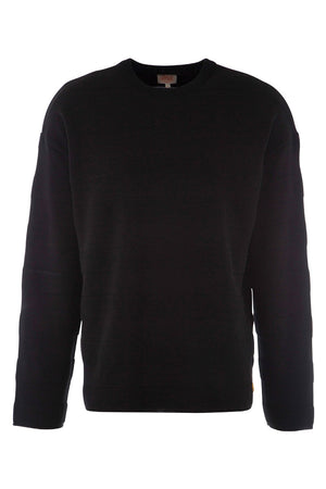 Armor-Lux Heritage Boxy Sweater- Rich Navy