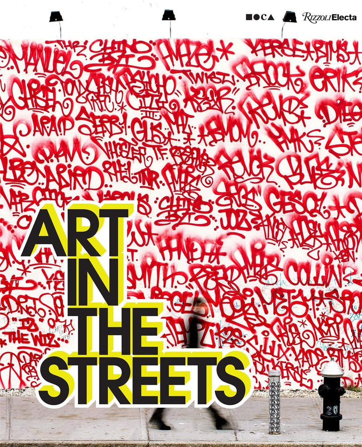 Art in The Streets Book