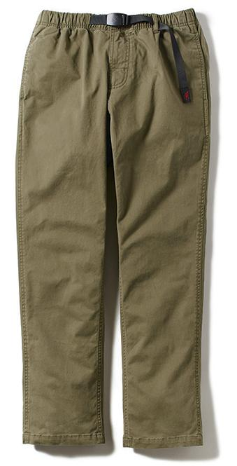 Gramicci NN Pants - Just Cut - Olive