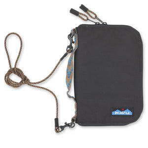 Kavu Jet City Bag - Black