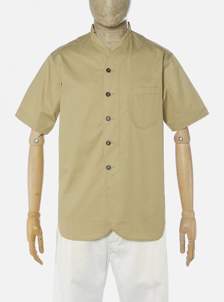 Universal Works ML Shirt - Tan