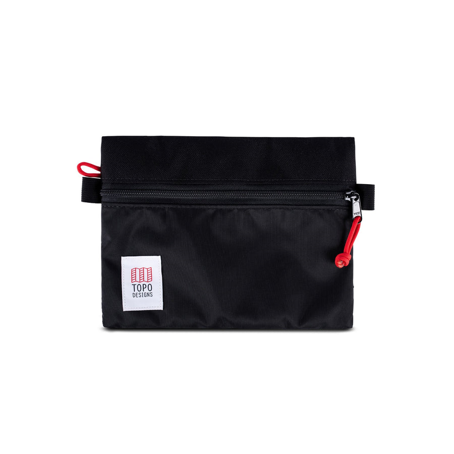 Topo Designs Medium Accessories Bag - Black/Black
