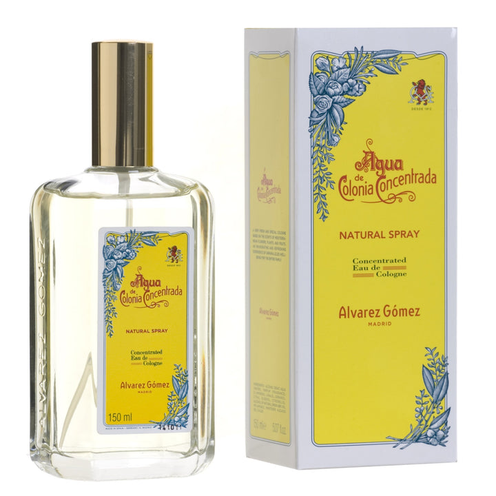 Agua De Colonia Concentrated Eau de Cologne Spray 150ml