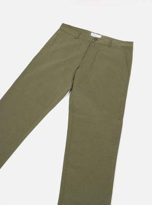 Universal Works Twill Aston Pant - Light Olive