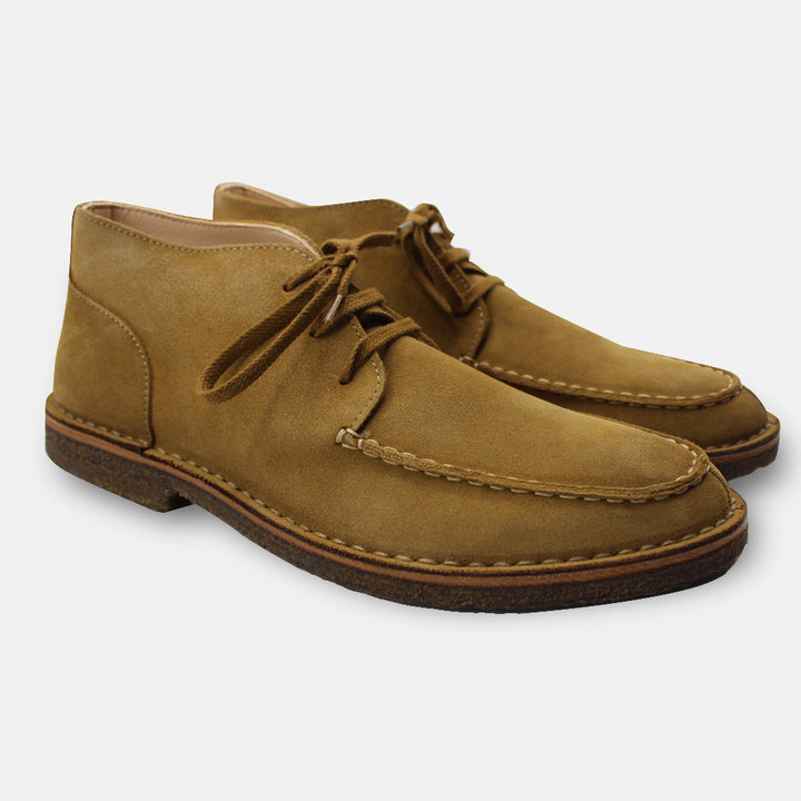 Astorflex Dukeflex Desert Boot - Whiskey