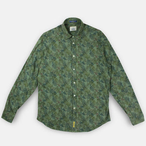 BD Baggies Brad/TC Shirt - Dark Green