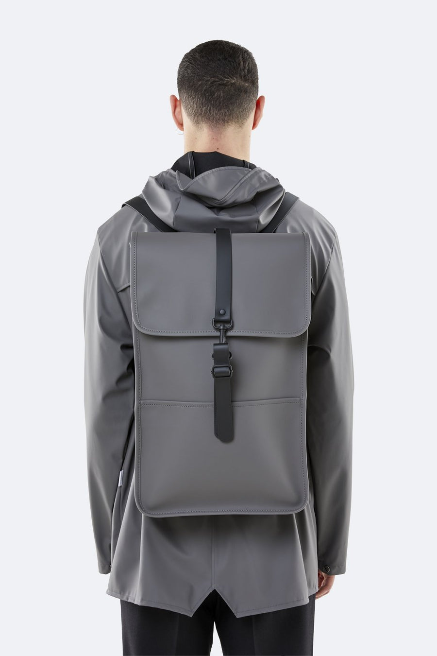 Rains Backpack - Charcoal