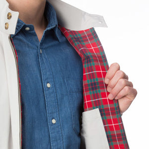 Baracuta G9 Harrington Jacket - Mist