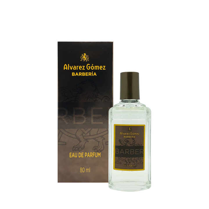 Agua De Colonia Barberia Eau de Cologne - Travel Spray (80ml)