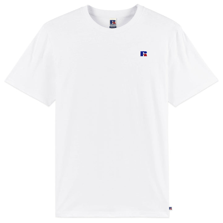 Russell Athletic Baseliners Logo T-Shirt - White