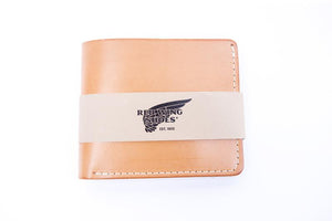 Red Wing Classic Bi-Fold Wallet - London Tan