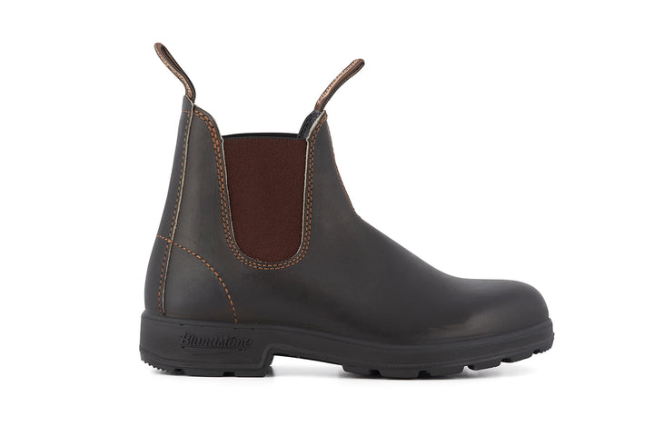 Blundstone 500 Boot - Stout Brown Leather