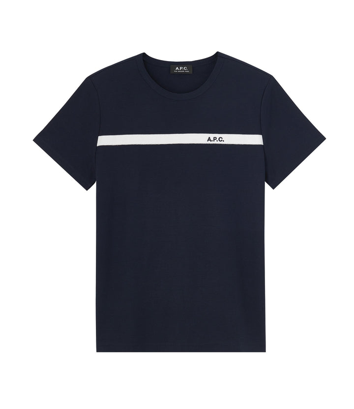 A.P.C. Yukata T-Shirt - Dark Navy