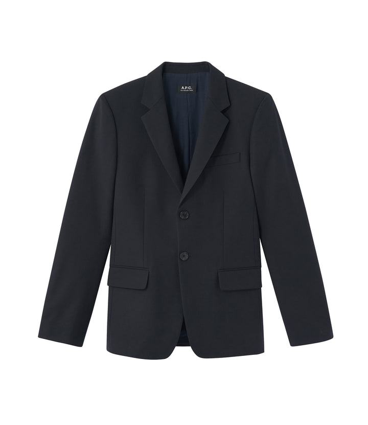 A.P.C. Harry Jacket - Dark Navy