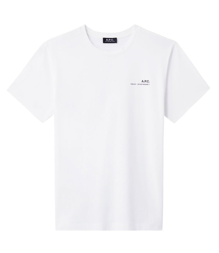 A.P.C. Item T-Shirt - White