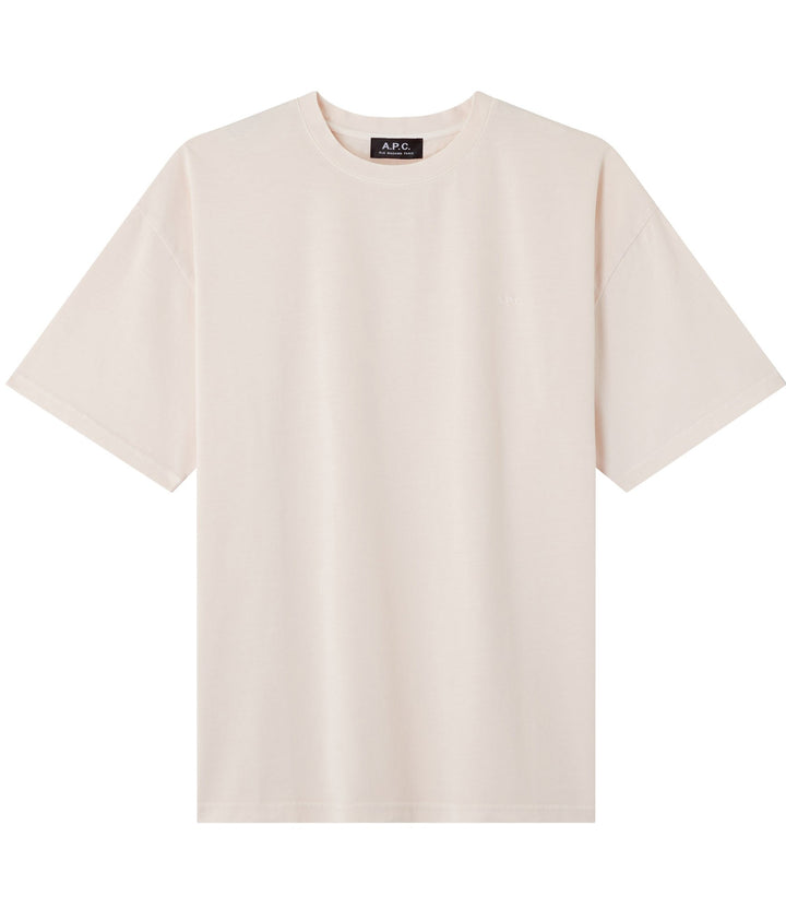 A.P.C. Alex T-Shirt - Peach