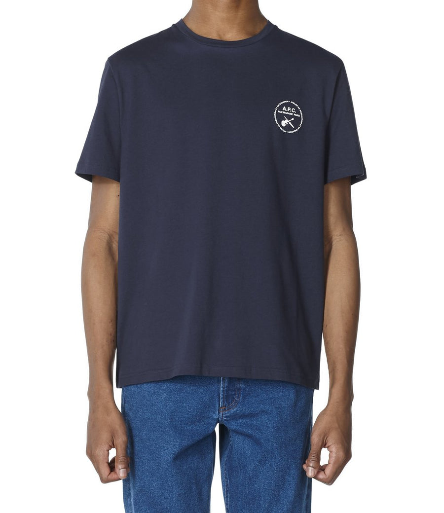 A.P.C. Ed T-Shirt - Dark Navy