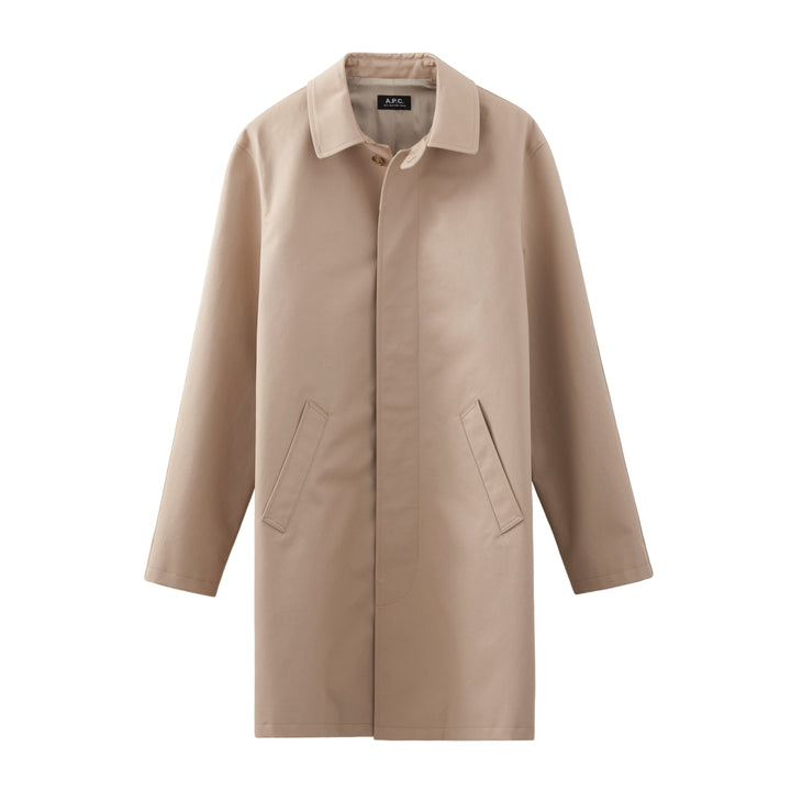 A.P.C. City Mac - Beige