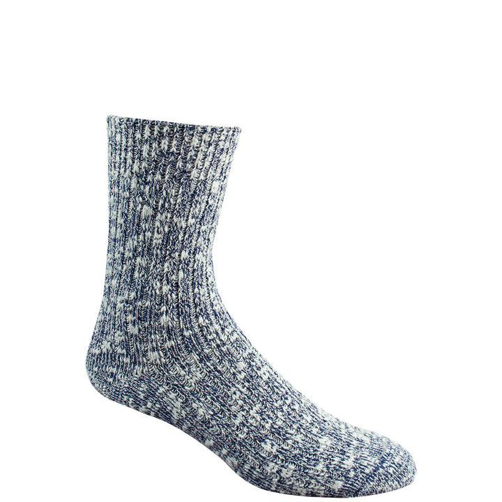 Wigwam Cypress Socks - White/Navy