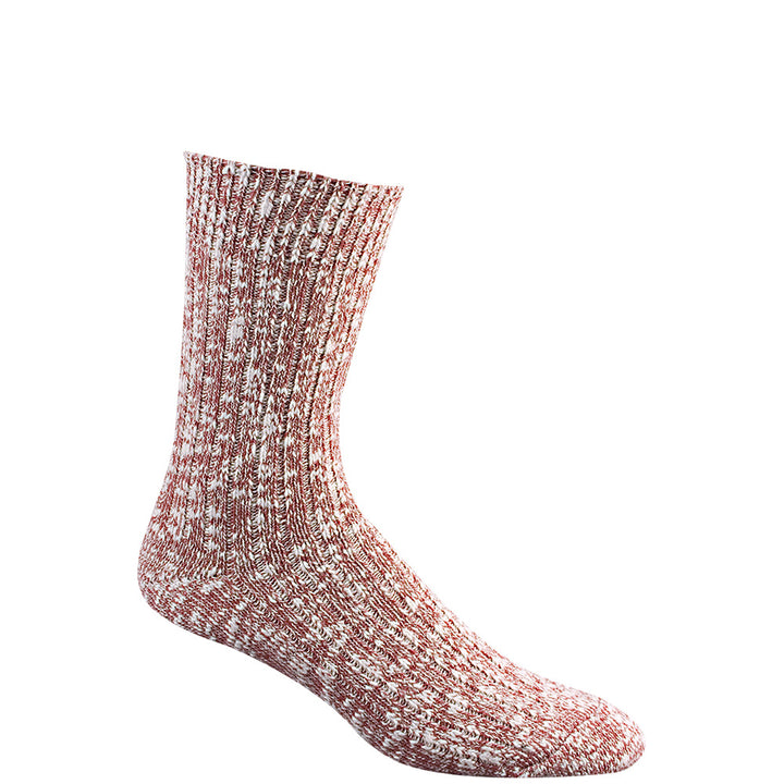 Wigwam Cypress Socks - White/Red