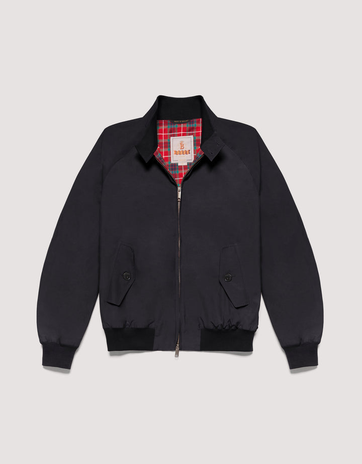 Baracuta G9 Harrington Jacket - Dark Navy
