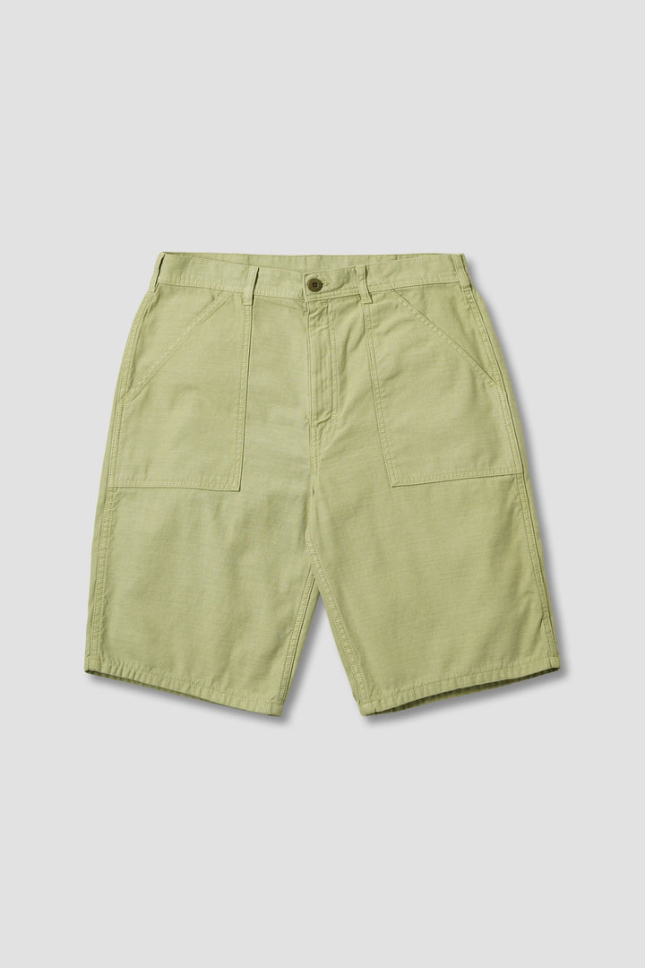 Stan Ray Fat Short - Olive Sateen