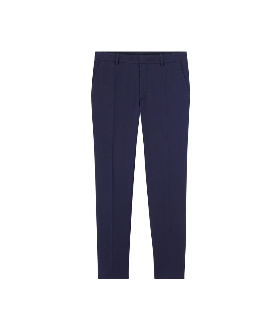 A.P.C. Formal Trousers - Dark Navy Blue