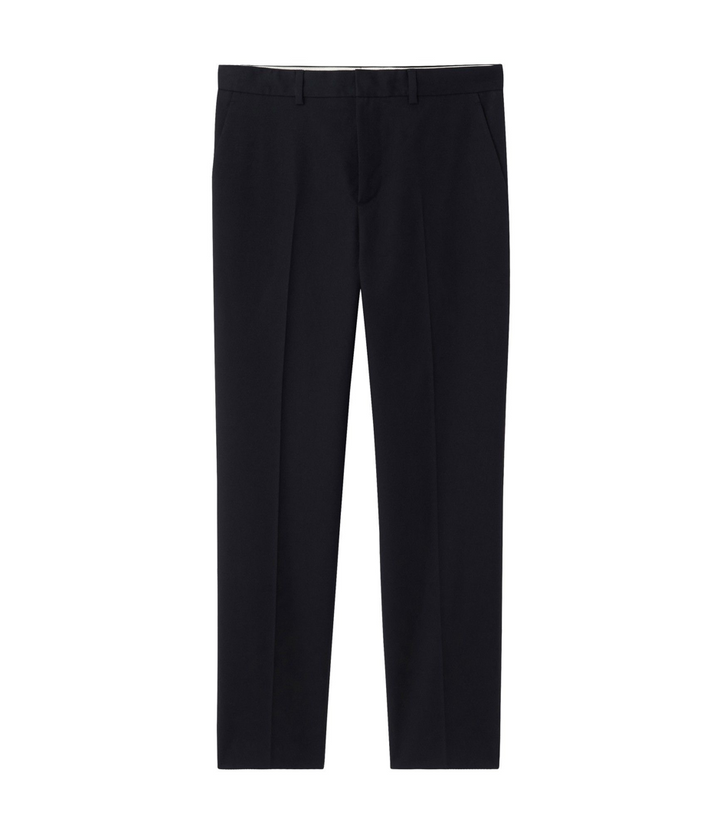A.P.C. Foxton Pants - Black