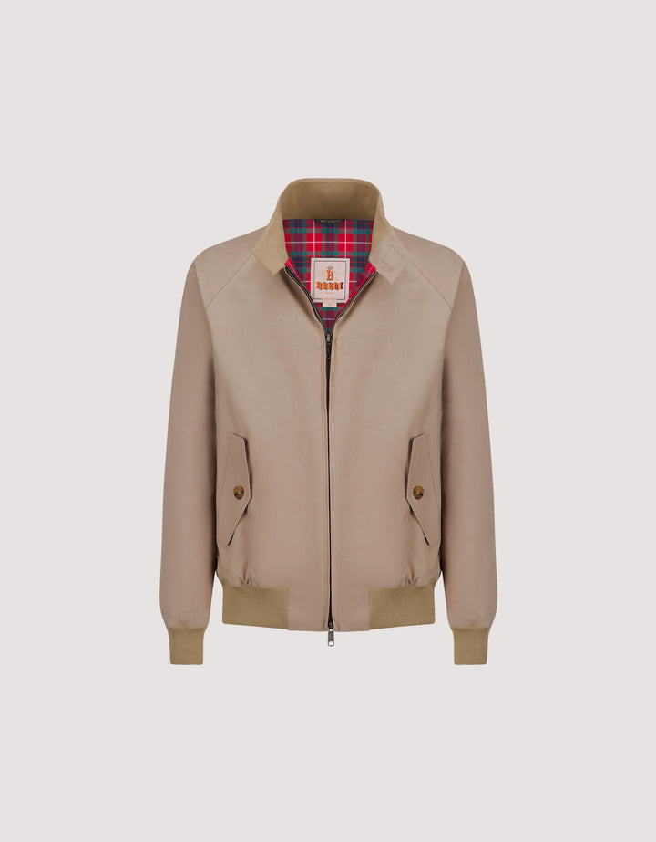 Baracuta G9 Harrington Jacket - Tan