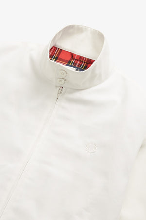 Fred Perry Made in England Harrington - Ecru