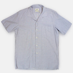 Hartford Slam 02 Mac Shirt - Blue/White Aertex
