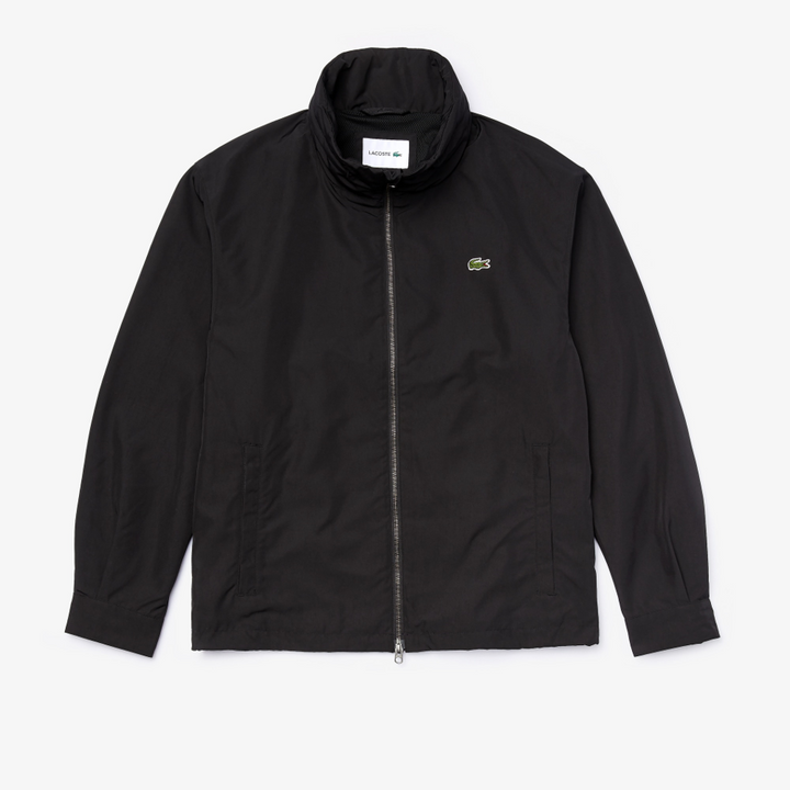 Lacoste Hooded Jacket - Navy