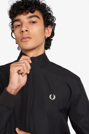 Fred Perry Brentham Jacket - Navy