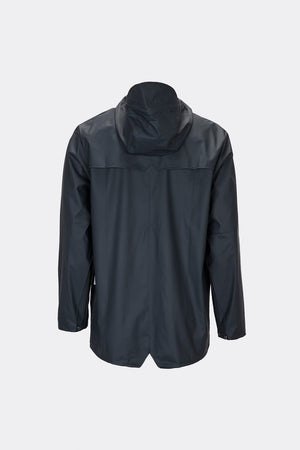 Rains Waterproof Unisex Jacket - Blue