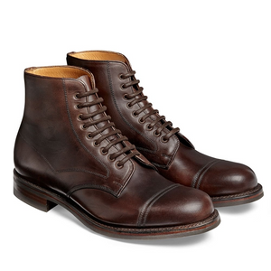 Joseph Cheaney & Sons Jarrow R Country Derby Boot - Chicago Tan Chromexcel Leather