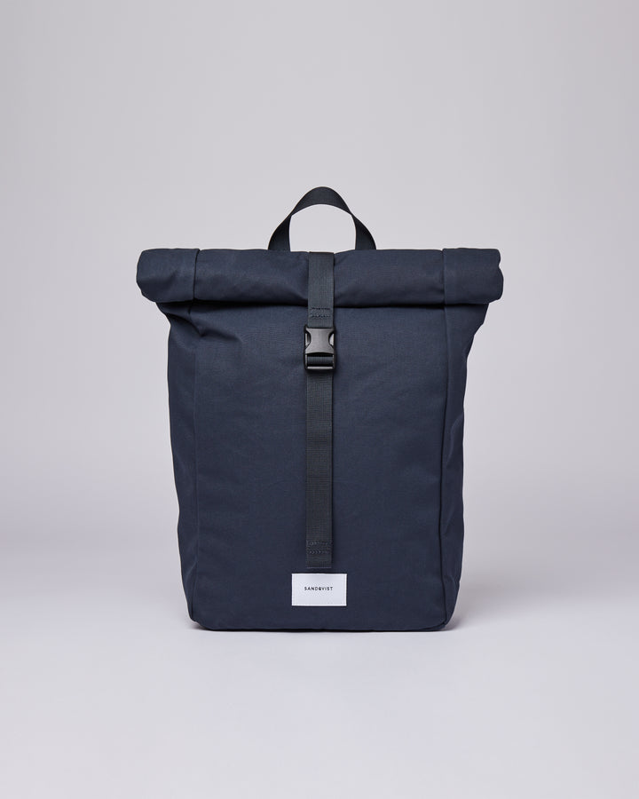 Sandqvist Kaj Bag - Navy with Navy Webbing