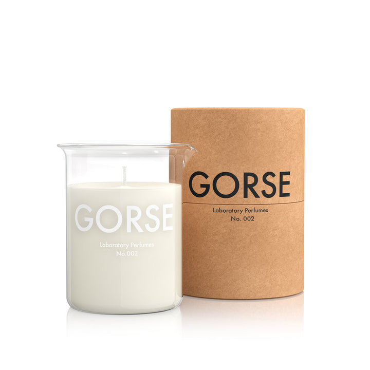 Laboratory Perfumes Candle - Gorse (200g)