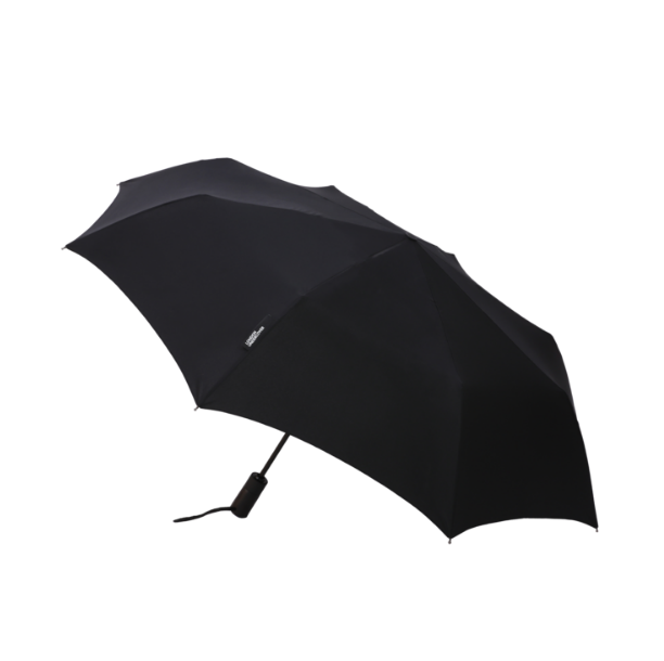 London Undercover Umbrella - Black 3M/Auto-Compact