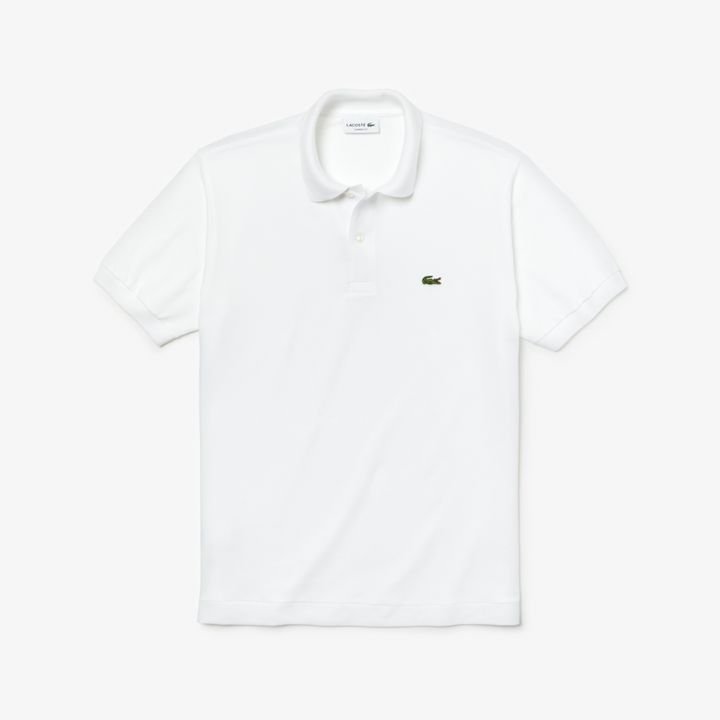 Lacoste L.12.12 Polo Shirt - White