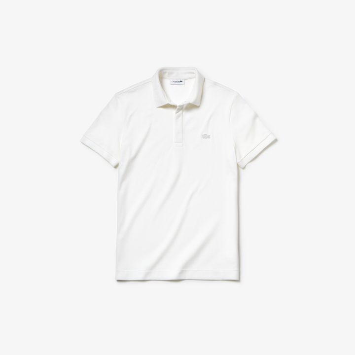 Lacoste Paris Polo Shirt - White