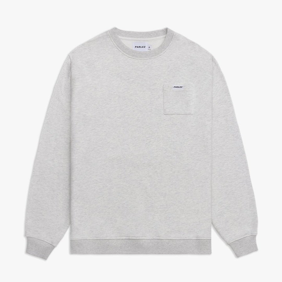 Parlez Locker Sweatshirt - Heather