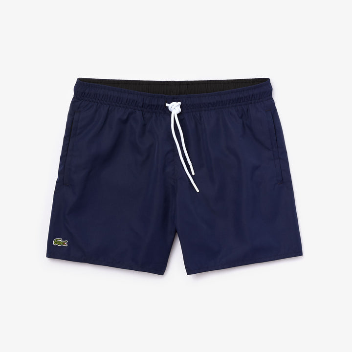 Lacoste Swim Shorts - Navy Blue/Black