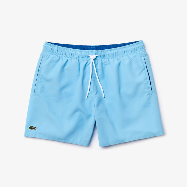 Lacoste Swim Shorts - Light Blue